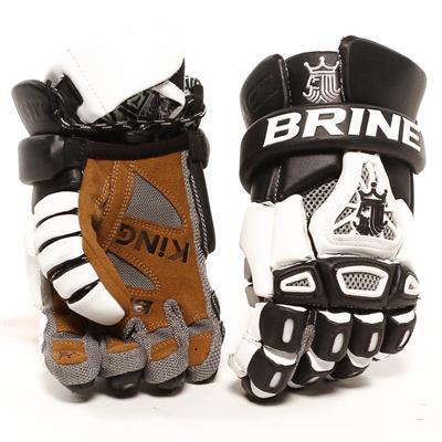 Brine King IV Gloves (Brine PB KING IV BLACK GLOVES SR)