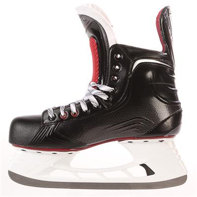 S17 Vapor X500 Ice Skate - Side View (Bauer Vapor X500 Ice Hockey Skates - 2017 - Senior)