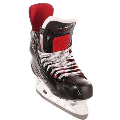 S17 Vapor X600 Ice Skate - Front Angle (Bauer Vapor X600 Ice Hockey Skates - 2017)