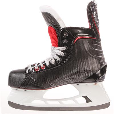 S17 Vapor X700 Ice Skate - Side View (Bauer Vapor X700 Ice Hockey Skates - 2017 - Senior)