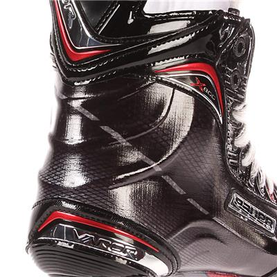 Heel Close up (Bauer Vapor X800 Ice Hockey Skates - 2017 - Junior)