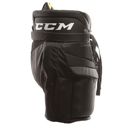 CCM Premier R1.9 Goal Pant - Side (CCM Premier R1.9 Hockey Goalie Pants)