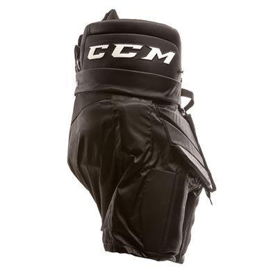 CCM Premier Pro Goalie Pant - Side (CCM Premier Pro Hockey Goalie Pants)