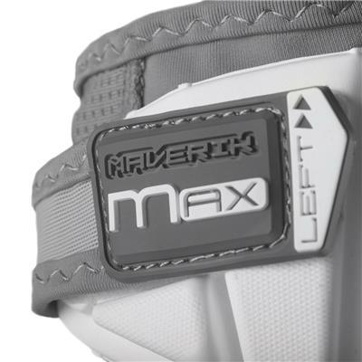 MAX ARM GUARD 2017 - Strap Close Up (Maverik MAX ARM GUARD 2017)