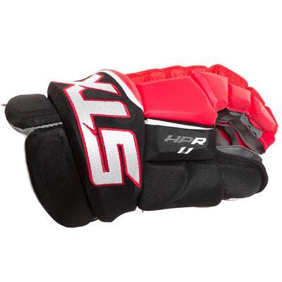 Side View (STX Stallion HPR 1.1 Hockey Gloves - Senior)