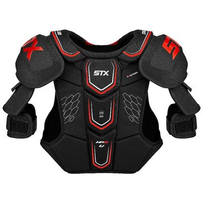 Front (STX Stallion HPR 1.1 Hockey Shoulder Pads - Junior)
