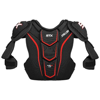 Back (STX Stallion HPR 1.2 Hockey Shoulder Pads)