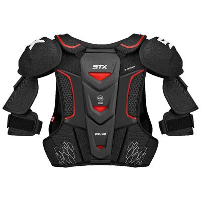 Back (STX Stallion HPR Hockey Shoulder Pads)