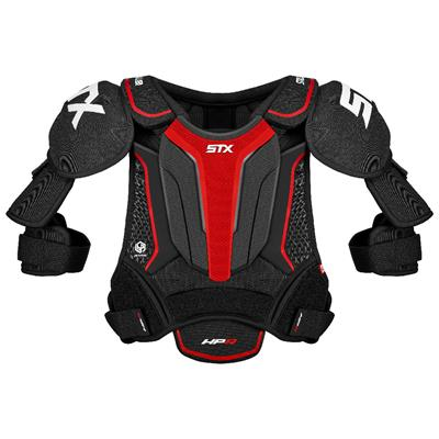 Front (STX Stallion HPR Hockey Shoulder Pads)