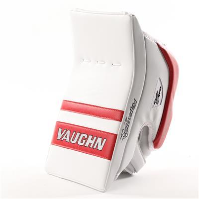 Straight On (Vaughn XFP Pro Goalie Blocker)