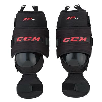 KP1.9 Goal Knee Protector (CCM KP1.9 Hockey Goalie Knee Guards - Senior)