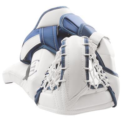 (Warrior Ritual GT Classic Goalie Catch Glove)