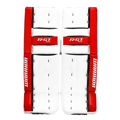 Straight On (Warrior Ritual GT Classic Goalie Leg Pads)