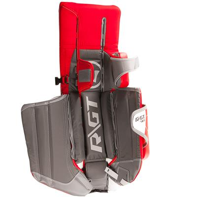 Unstrapped - Full Leg Channel (Warrior Ritual GT Pro Classic Leg Pads)