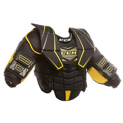 Front View - Slightly Offset (CCM Premier R1.5 Goalie Chest And Arm Protector)