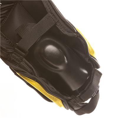 Back of Arm - Closeup (CCM Premier R1.5 Goalie Chest And Arm Protector)