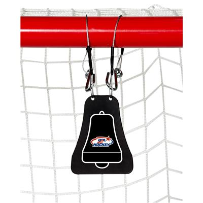 (USA Hockey Metal Bell Skill Targets - 2 Pack)
