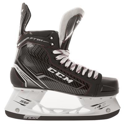 Right Skate - Outside (CCM Jetspeed FT365 Ice Hockey Skates)