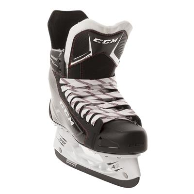 Right Skate Front Outside Angle (CCM Jetspeed FT365 Ice Hockey Skates)