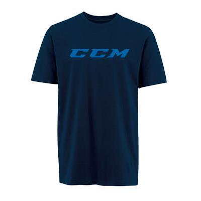 (CCM Ice Cold Short Sleeve Hockey Shirt)
