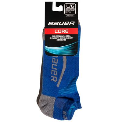 (Bauer Core Ankle Cut Hockey Socks - 2017)