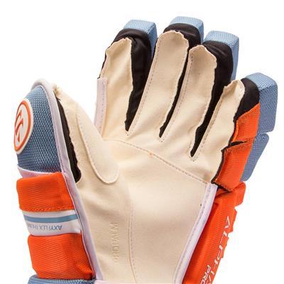 Palm (Warrior Alpha Pro Hockey Gloves - Junior)