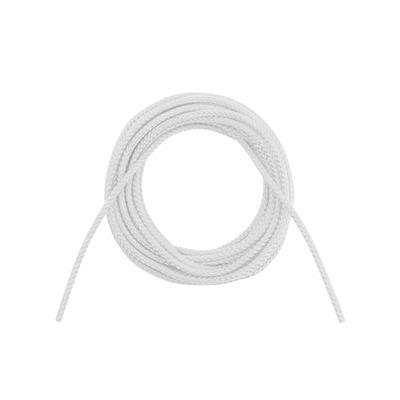 White (Throne Fiber String 10 Foot Piece)