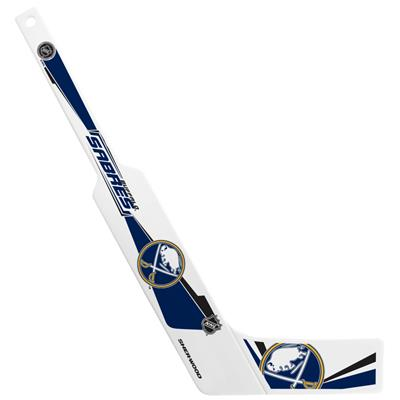 (InGlasco Plastic Goalie Mini-Stick - Buffalo Sabres)