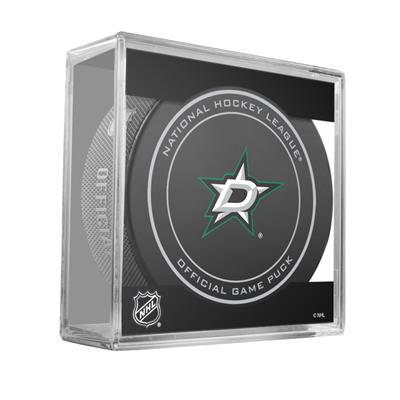 (Sher-Wood NHL Official Game Puck - Dallas Stars)