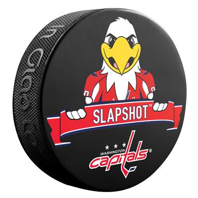 (Sher-Wood NHL Mascot Souvenir Puck - Washington Capitals)