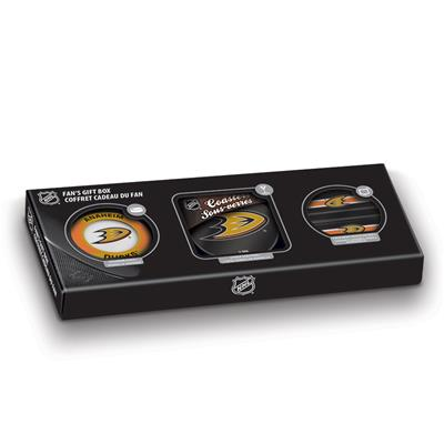 (Sher-Wood NHL Fan Gift Box - Anaheim Ducks)