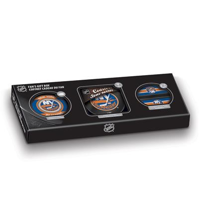 (Sher-Wood NHL Fan Gift Box - New York Islanders)