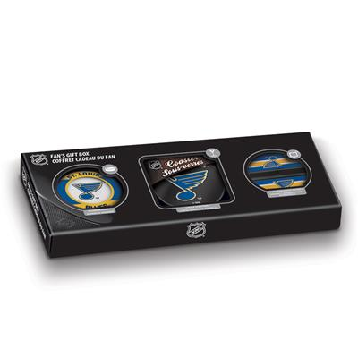 (Sher-Wood NHL Fan Gift Box - St. Louis Blues)