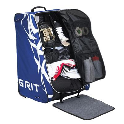 Open w/ Equipment (Grit HTFX Hockey Tower Bag)