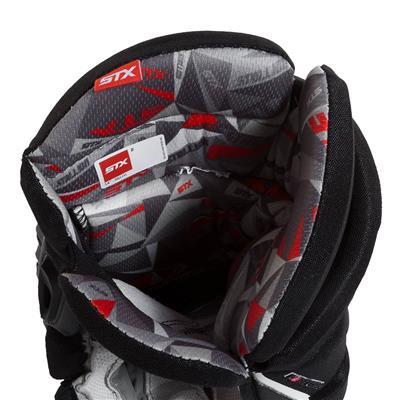 Liner View (STX Stallion HPR Hockey Gloves)