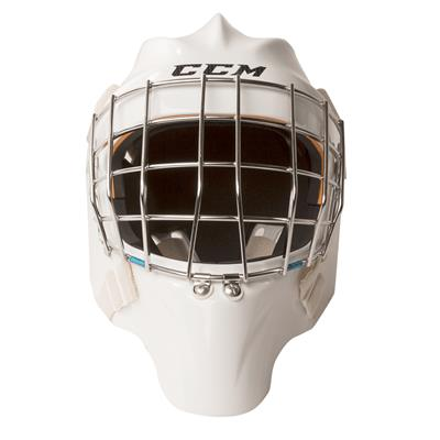 Front View (CCM GFL Pro Certified Goalie Mask)