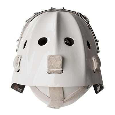 Top View (CCM GFL Pro Certified Goalie Mask)