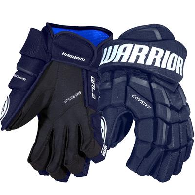 Navy (Warrior Covert QRL3 Hockey Gloves)