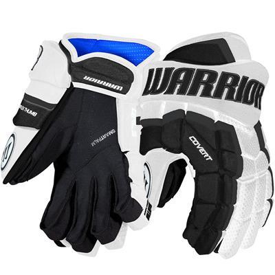 White/Black (Warrior Covert QRL3 Hockey Gloves)