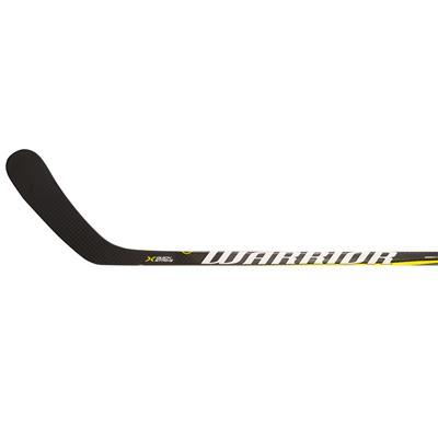 Blade View (Warrior Alpha QX Grip Composite Hockey Stick - Junior)