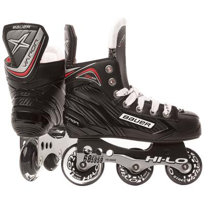 (Bauer Vapor XR300 Inline Hockey Skates - 2017 Model - Youth)