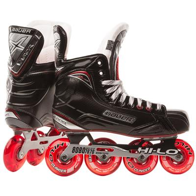 (Bauer Vapor XR500 Inline Hockey Skates - 2017 Model)