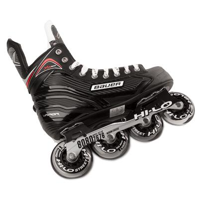 Chassis View (Bauer Vapor XR300 Inline Hockey Skates - 2017 Model)
