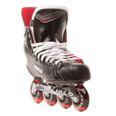 Toe View (Bauer Vapor XR400 Inline Hockey Skates - 2017 Model - Senior)