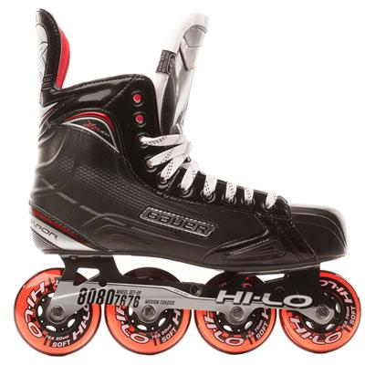 Outside View (Bauer Vapor XR400 Inline Hockey Skates - 2017 Model - Junior)