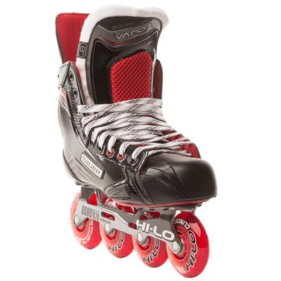 Toe View (Bauer Vapor XR500 Inline Hockey Skates - 2017 Model - Senior)