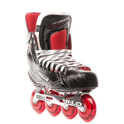 Toe View (Bauer Vapor XR600 Inline Hockey Skates - 2017 Model)