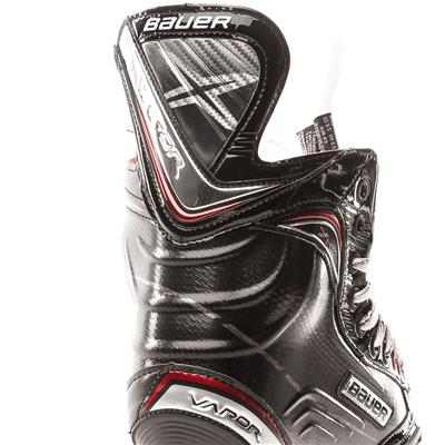 Heel View (Bauer Vapor XR600 Inline Hockey Skates - 2017 Model)