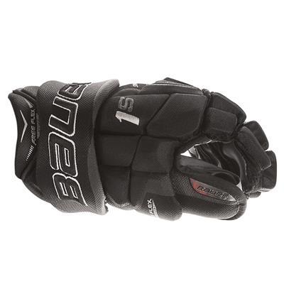 Side View (Bauer Supreme 1S Hockey Gloves - 2017 - Junior)