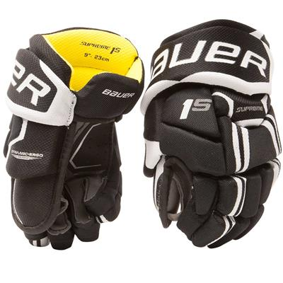(Bauer Supreme 1S Hockey Gloves - 2017)